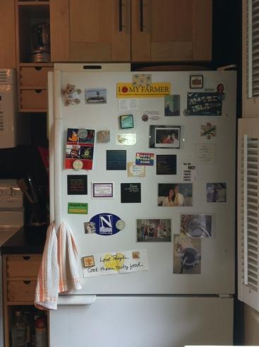 Our fridge