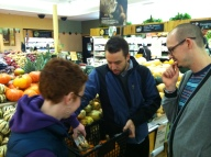 Caucusing in the Produce Section