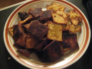 Burnt Crackers