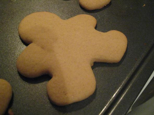 Gingerbread person