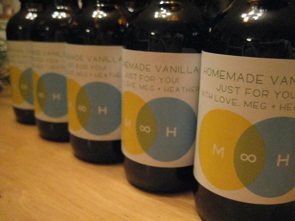 Vanilla Bottles