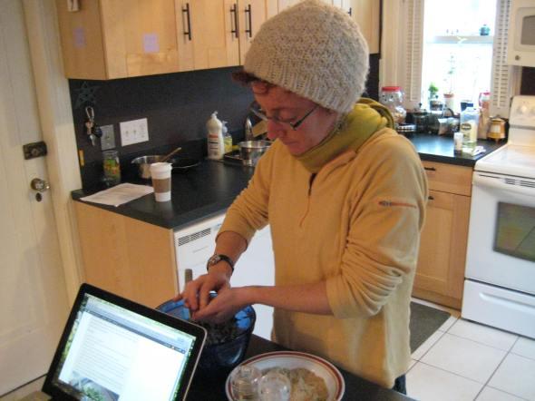 Head Chef Heather