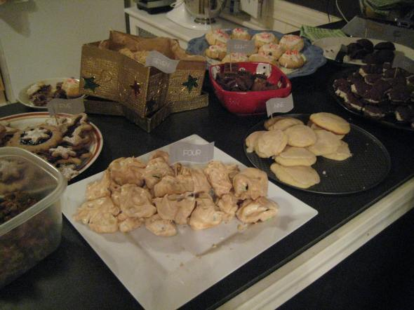 Cookie Spread