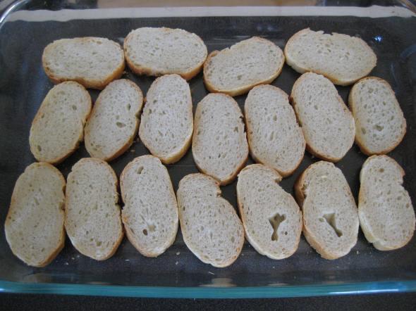 Layering Bread