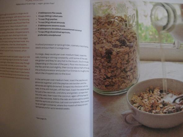 Breakfast of Champions: Liana's Muesli Recipe