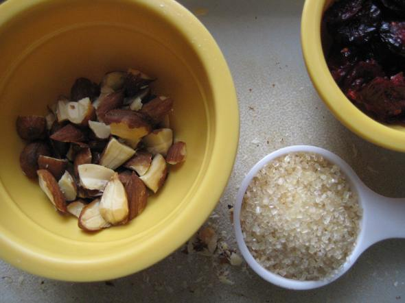 Quinoa Porridge Toppings