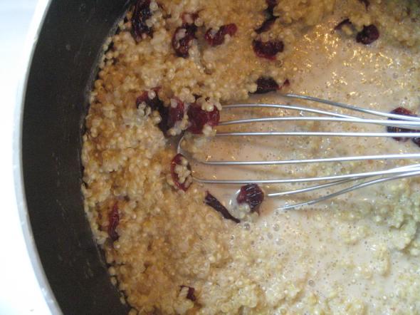 Qunioa Porridge