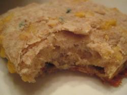 Cheddar Cilantro Biscuit