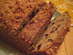 Orange Cranberry Coffee Cake || Small World Supper Club