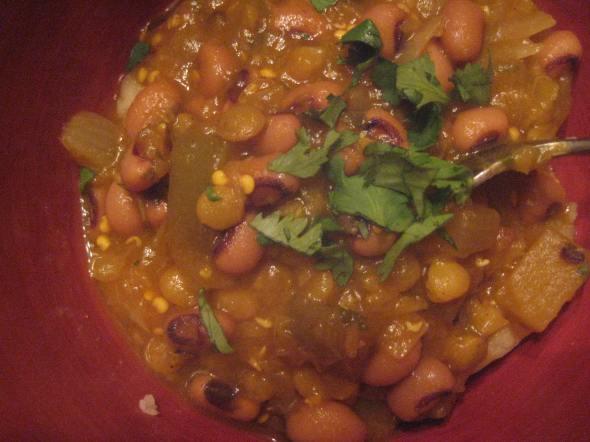 Eggplant Lentil Curry || Small World Supper Club