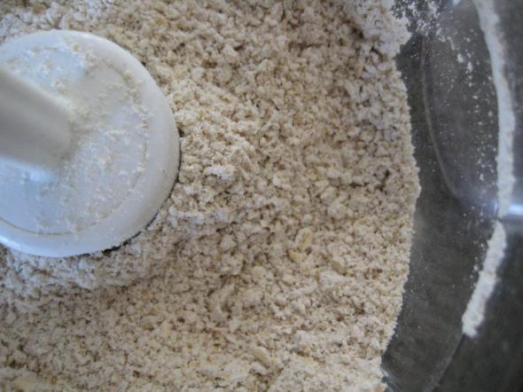 "Oat ""Flour"""