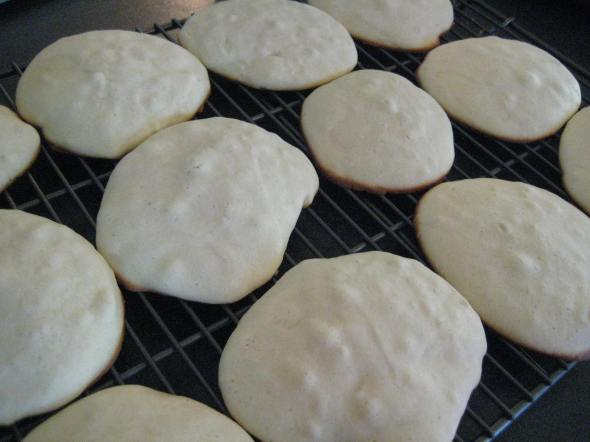 Large B&W Cookies