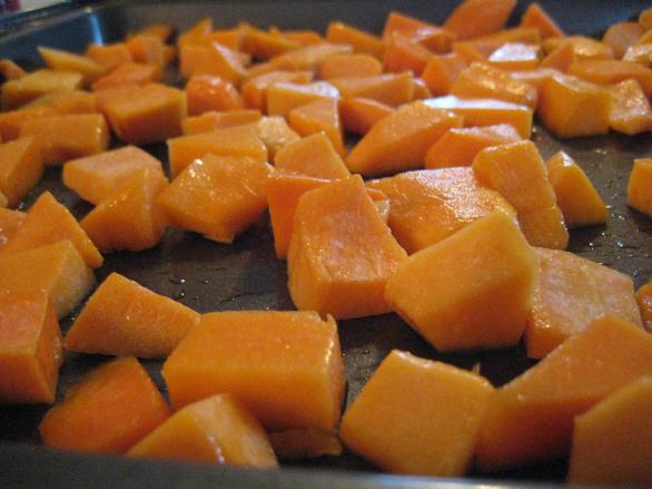 Chunks of Butternut