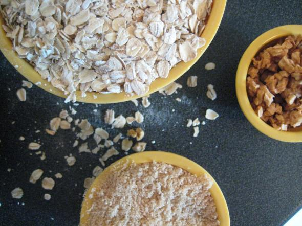 Baked Oatmeal Prep