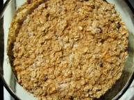Baked Oatmeal in Morning Sunshine