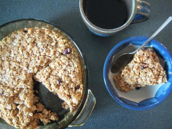 Breakfast - Baked Oatmeal