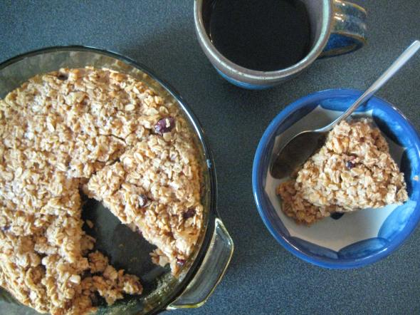 Breakfast - Baked Oatmeal