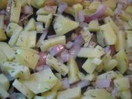 Potatoes and Onions
