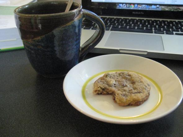 Cookies with Breakfast