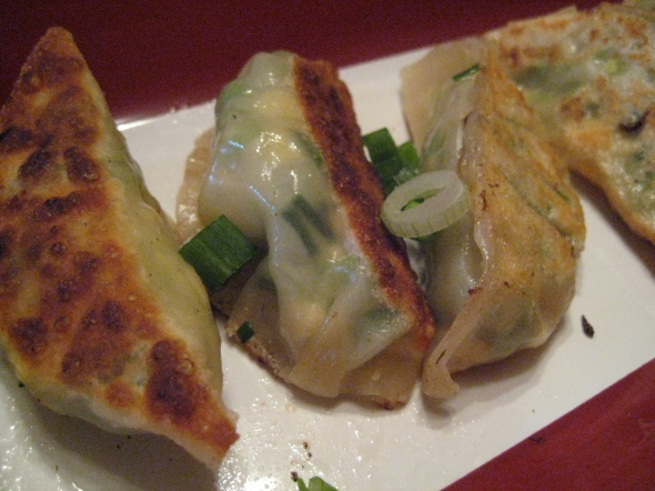 Cabbage Edamame Carrot Potstickers ||Small World Supper Club