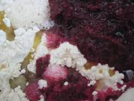 Beet bread ingredients