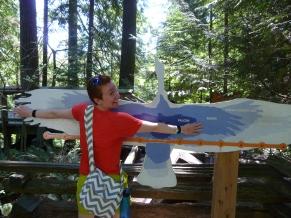 Heather's Wingspan