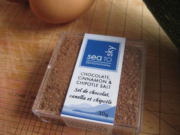 Chipotle Cinnamon Cocoa Salt