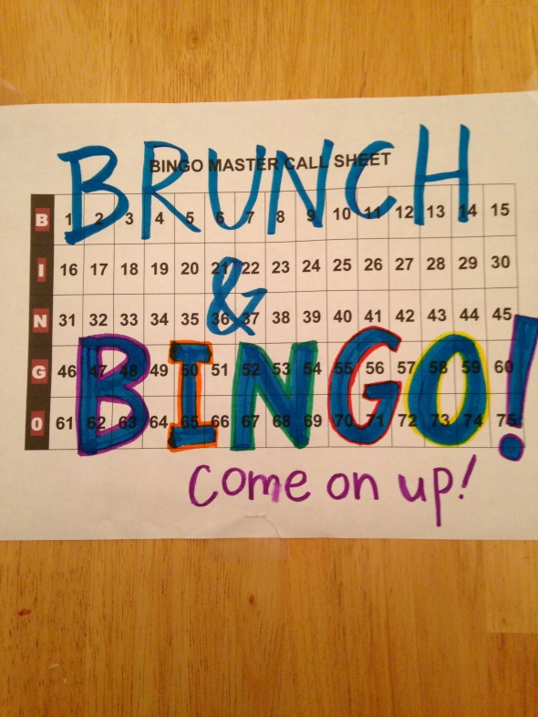 Brunch & Bingo