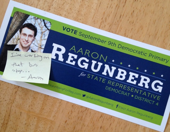 Aaron Regunberg for Rep