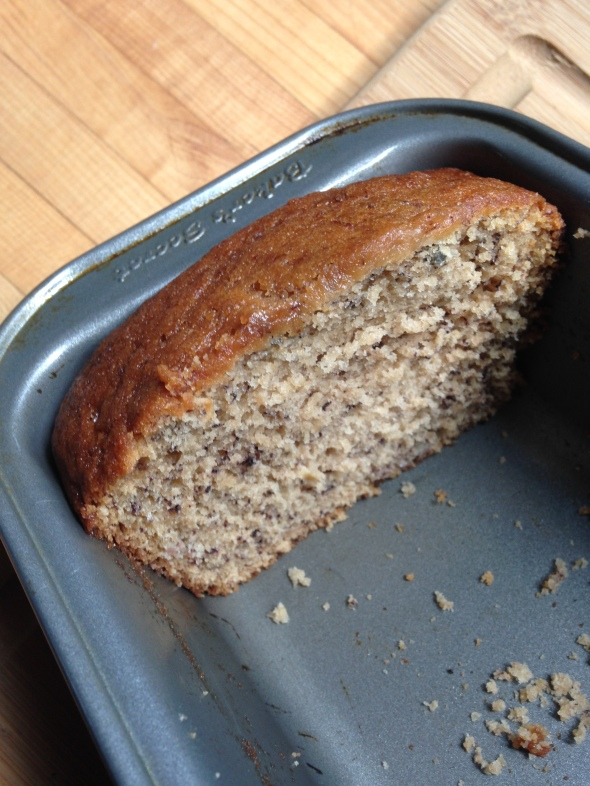 Banana Bread || Small World Supper Club